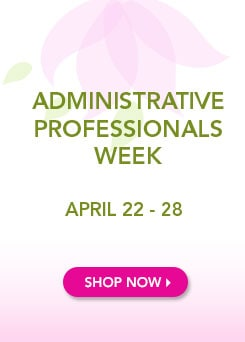 Delivery Secretaries Week Flowers