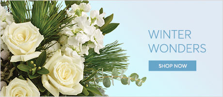 Deliver Winter Bouquets