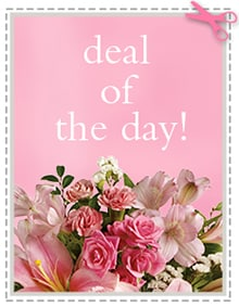 Mother's Day Flowers Delivery -  Deal of the Day - Biggest Freshest Arrangement