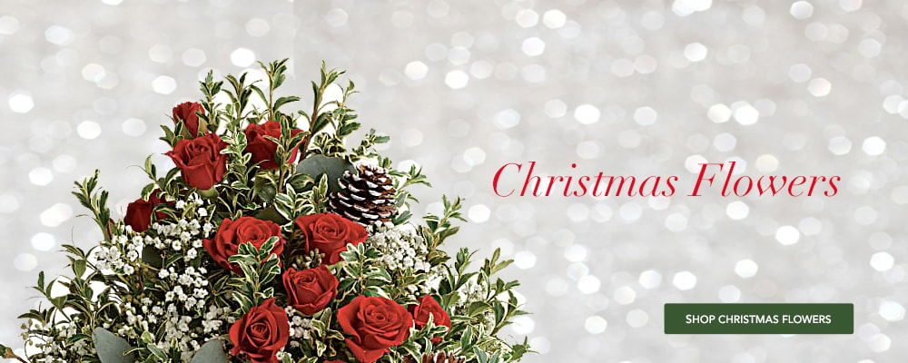 Deliver Christmas Flowers