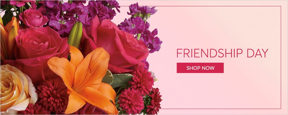 Friendship Day Flowers Delivery