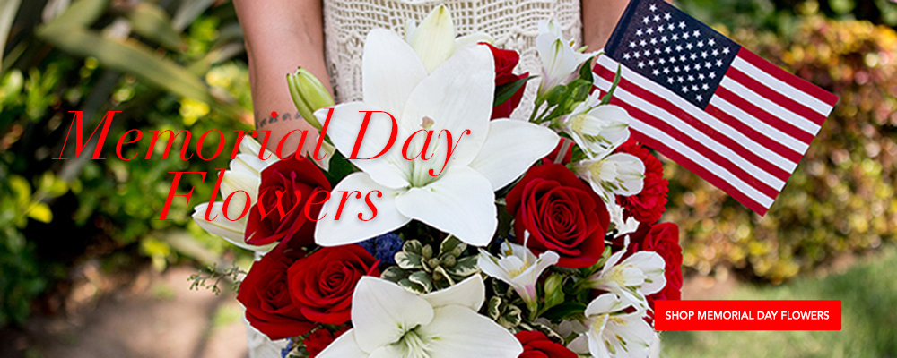 Memorial Day Flowers Delivery