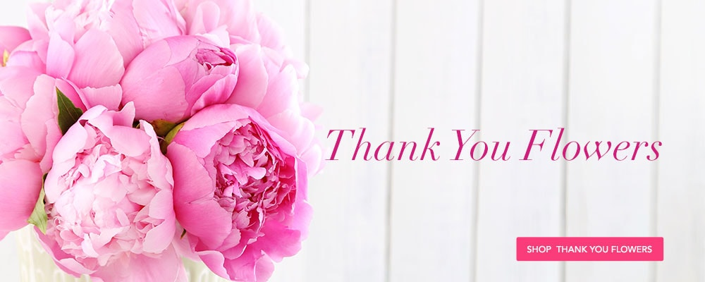 Shop Thank You FLowers