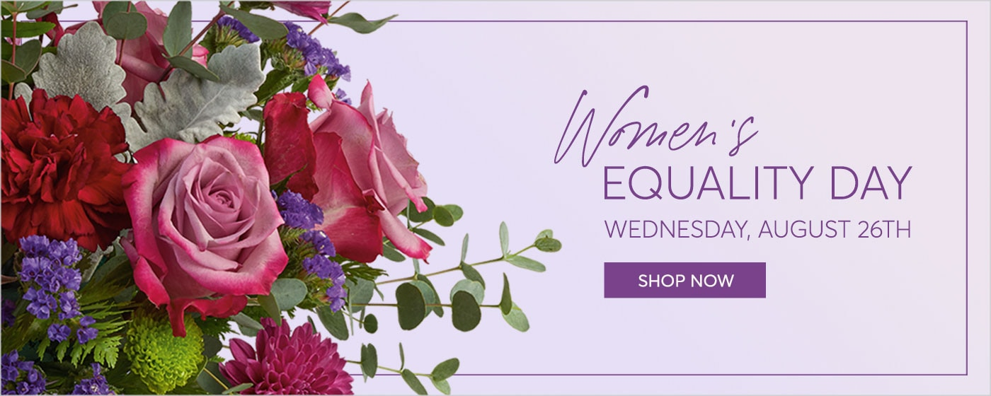 Women's Equality Day Delivery