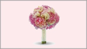 Colorful wedding flowers in sedona mountain high flowers pink flowers range from pale asiatic lilies to vibrant hot pink gerberas and create a feeling of peace and harmony a wedding table centerpiece might mix mightylinksfo