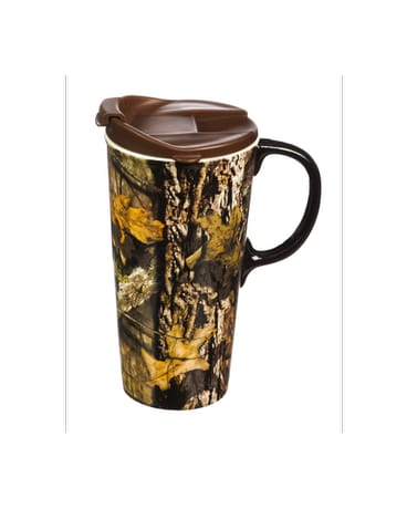 Mossy Oak Break Up Country Travel Cup