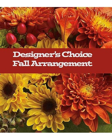 Florist Choice Fall Design