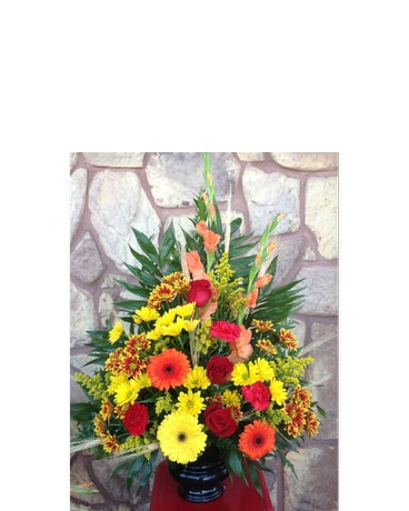 Custom Funeral Flowers In Ardmore Ok Dodsons Floral