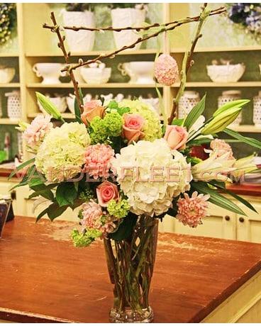 Top toronto florist in etobicoke spring flower designs flower quick view garden elegance floral design mightylinksfo