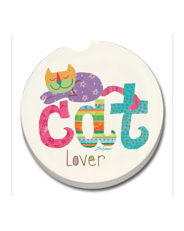 Cat Lover Coaster