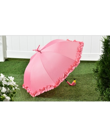 Bonita springs florist flower delivery by heaven scent flowers inc pink flamingo umbrella mightylinksfo