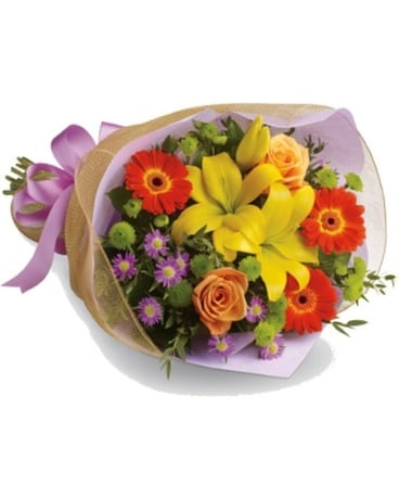 Cut Flower Bouquet