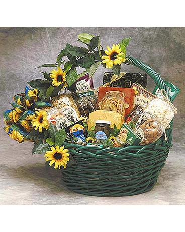 USA - Sunflower Treats