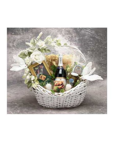 Wedding Wishes Gift Basket In Bound Brook Nj America S Florist Gifts