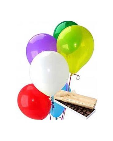 Quick View Balloons Chocolate Celebration