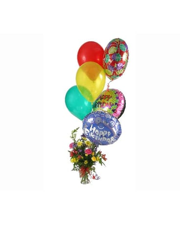 Quick View Flowers Balloons