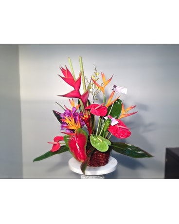 Filer's Tropical Bouquet