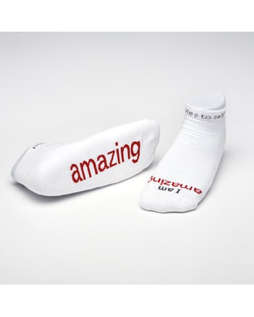I am Amazing Socks