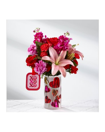The Ftd Love You Xo Bouquet By Hallmark In El Paso Tx Kern Place