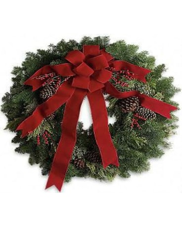 Fresh Pine Wreath