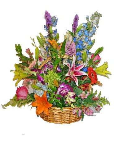 Dutch Garden Basket