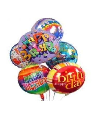Quick View Birthday Balloon Bouquet