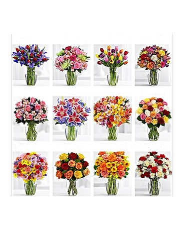Florist Choice-Seasonal Bouquet