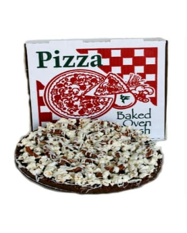 6 Chocolate Pizza