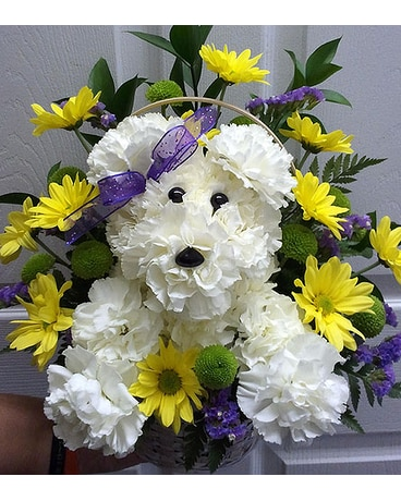 Puppy Love Bouquet