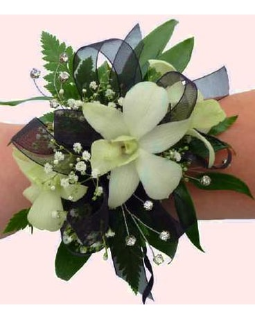 Lovely Orchid Corsage