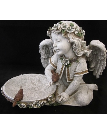 Luminated Angel Feeder