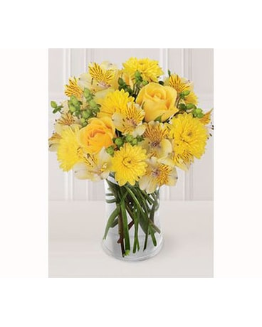 Flowers In A Vase Delivery Bayside Ny Bell Bay Florist