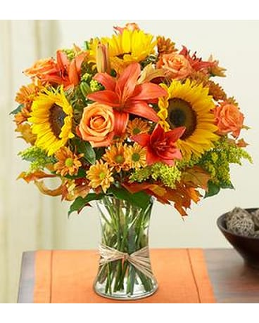 FALL FIELD OF EUROPE BOUQUET
