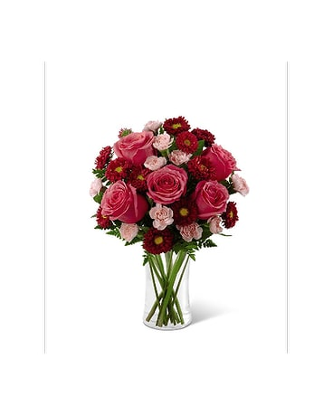The FTD® Precious Heart™ Bouquet