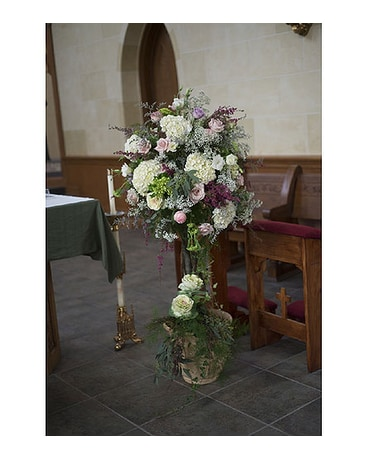 Topiary for Altar