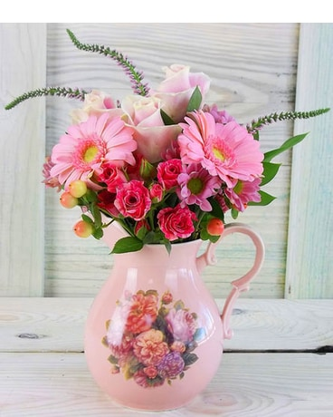 Pink lemonade piccolos florist pink lemonade mightylinksfo