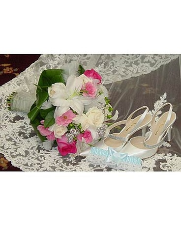 Wedding Crystal Pink
