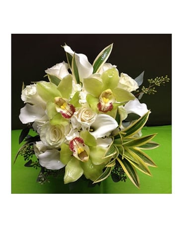 Lovely Calla Lily Bouquet In Portland Or Portland Florist Shop