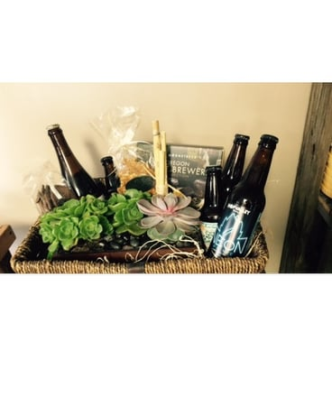 Basket of Zen and Booze