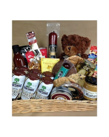 Gourmet Basket with Espresso Stout