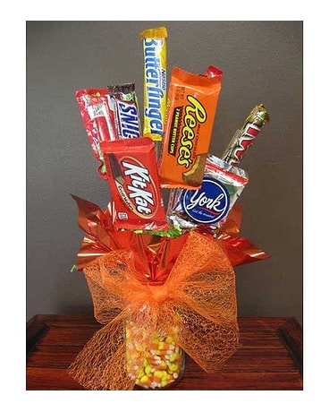 Fall Candy Bouquet