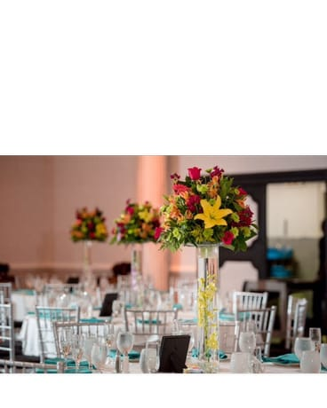 Flowers for the Wedding Reception Delivery Middletown DE - Forget Me ...
