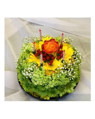 Birthday Cake In Victoria BC