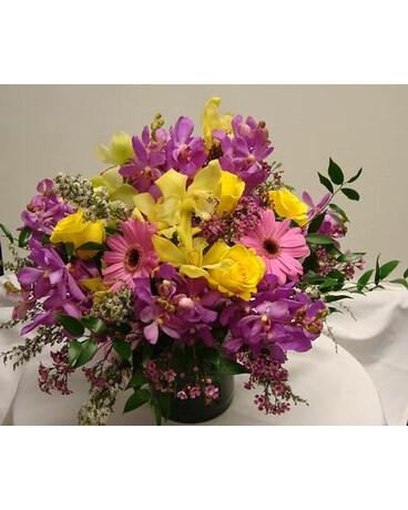 Vibrant Spring In Victoria Bc Fine Floral Designs