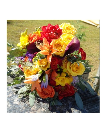 Flowers For The Wedding Party Delivery Saratoga Springs Ny Dehns