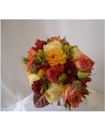 Fall Mix Bouquet In Saratoga Springs Ny Dehns Flowers
