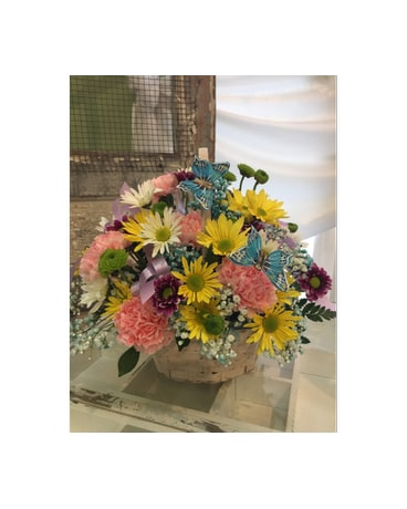 Quick View Sherwood S Erfly Bouquet