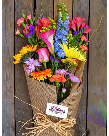 The Farmer's Market - Fallon's Flowers
