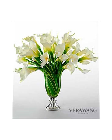 FTD Musings Luxury Calla Lily Bouquet-Vera Wang