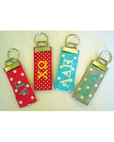 GENERAL- SORORITY KEYCHAINS